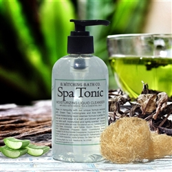 Spa Tonic Moisturizing Liquid Cleanser
