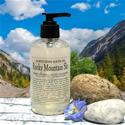 Rocky Mountain Sky Moisturizing Liquid Cleanser