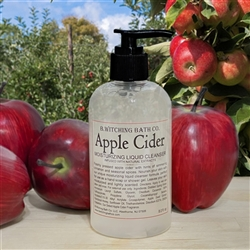 Apple Cider Moisturizing Liquid Cleanser