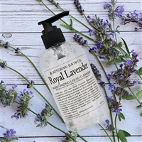 Royal Lavender Moisturizing Liquid Cleanser
