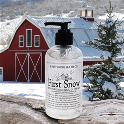 First Snow Moisturizing Liquid Cleanser