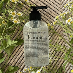 Chamomile Moisturizing Liquid Cleanser