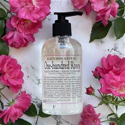 One-hundred Roses Moisturizing Liquid Cleanser