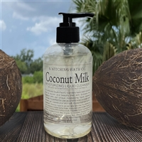 Coconut Milk Moisturizing Liquid Cleanser