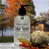Indian Summer Moisturizing Liquid Cleanser