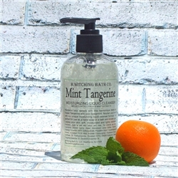 Mint Tangerine Moisturizing Liquid Cleanser