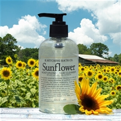 Sunflower Moisturizing Liquid Cleanser