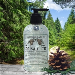 Balsam Fir Moisturizing Liquid Cleanser