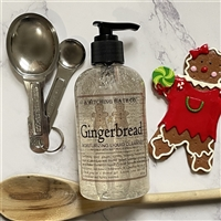 Gingerbread Moisturizing Liquid Cleanser