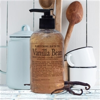 Vanilla Bean Moisturizing Liquid Cleanser