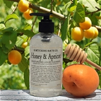 Honey & Apricot Moisturizing Liquid Cleanser