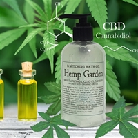 Hemp Garden Liquid Cleanser