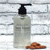 Sweet Almond Moisturizing Liquid Cleanser