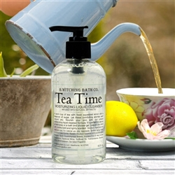 Tea Time Moisturizing Liquid Cleanser