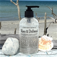 Waves & Driftwood Moisturizing Liquid Cleanser