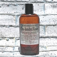 One-hundred Roses Massage Oil