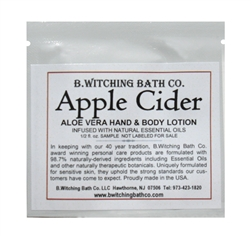 Apple Cider - Lotion Sample Pack