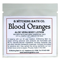 Blood Oranges - Lotion Sample Pack