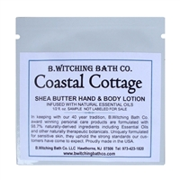 Coastal Cottage - Lotion Sample Pack