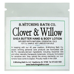 Clover & Willow - Lotion Sample Pack