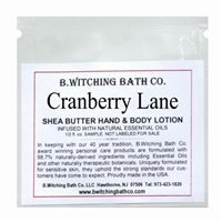 Fig & Cranberry - Lotion Sample Pack