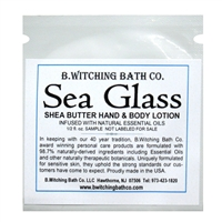 Sea Glass - Lotion Sample Pack