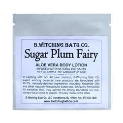 Sugar Plum Fairy - Lotion Sample Pack