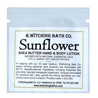Sunflower - Lotion Sample Pack