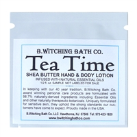 Tea Time - Lotion Sample Pack