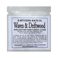 Waves & Driftwood - Lotion Sample Pack