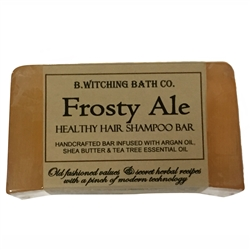 Frosty Ale Healthy Hair Shampoo Bar