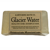 Glacier Water Healthy Hair Shampoo Bar