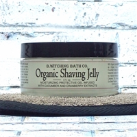 Organic Shaving Jelly