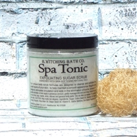 Spa Tonic Exfoliating Sugar Scrub