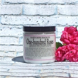One-hundred Roses Exfoliating Sugar Scrub