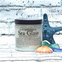 Sea Glass Exfoliating Sugar Scrub