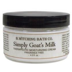 Simply Goat's Milk Therapeutic Cream