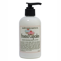 Frosted Cupcakes Hand & Body Lotion